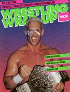 WCW Magazine - August 1990