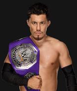 WWEAkiraTozawaCrusierweightChampion