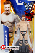 WWE Series 38 Sheamus