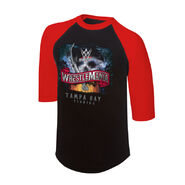 WrestleMania 36 3-4 Sleeve Raglan Shirt