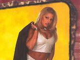 2002 WWE Absolute Divas (Fleer) Trish Stratus (No.16)