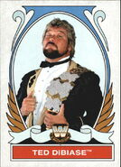2008 WWE Heritage IV Trading Cards (Topps) Million Dollar Man Ted Debiase 87