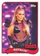 2018 WWE Heritage Wrestling Cards (Topps) Natalya 54