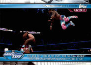 2019 WWE Road to WrestleMania Trading Cards (Topps) The New Day 56