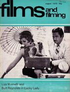 Films and Filming - August 1975