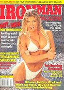 Ironman Magazine - April 2000