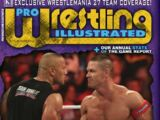 Pro Wrestling Illustrated - August 2011
