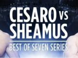 "Sheamus v Cesaro ""Best Of Seven Series Match"""