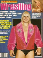 Sports Review Wrestling - November 1980