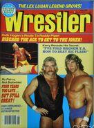 The Wrestler - June 1986