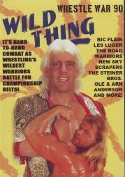 WrestleWar 1990