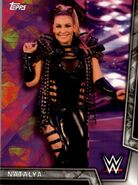 2018 WWE Women's Division (Topps) Natalya 21