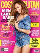 Cosmopolitan (Singapore) - October 2014