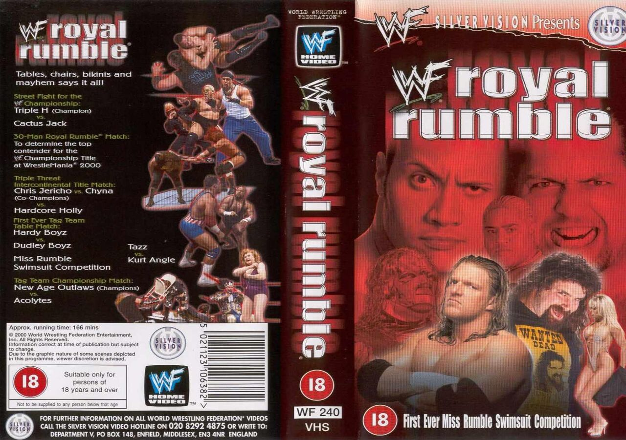 Royal Rumble #13 – New York