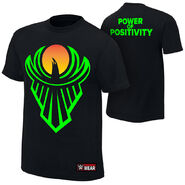 The New Day Power of Positivity Youth Authentic T-Shirt
