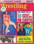 Wrestling Monthly - May 1974