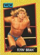 1991 WCW (Impel) Flyin' Brian 56