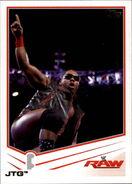2013 WWE (Topps) JTG 19