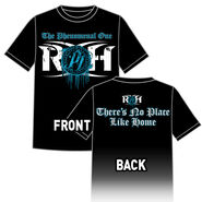 AJ STYLES THERE'S NO PLACE LIKE HOME T-SHIRT