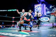 CMLL Martes Arena Mexico (September 24, 2019) 11