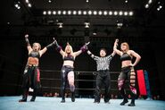 Estrella Executive Committee-Stardom-Tokyo Gurentai Produce Lucha Libre Estrella Fiesta 5