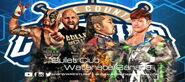 GFW Grand Slam Tour 2015 Day7 Bullet Club vs Watanabe Sanada