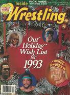 Inside Wrestling - February 1993