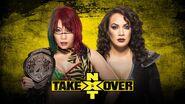 NXT Revenge Asuka v Jax