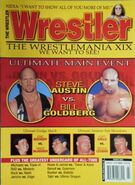 The Wrestler - March 2003