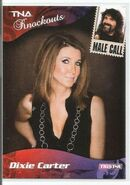 2009 TNA Knockouts (Tristar) Dixie Carter & Mick Foley 76
