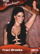 2009 TNA Knockouts (Tristar) Traci Brooks 38