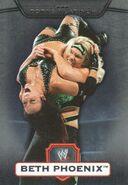 2010 WWE Platinum Trading Cards Beth Phoenix 24