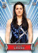 2019 WWE Women's Division (Topps) Nikki Cross 26