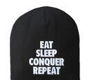 """Brock Lesnar """"Conquer"""" Skull Cap"""