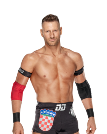 Christopher Dijak Pro Wrestling Fandom