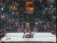 Royal Rumble 2000 Peoples Elbow
