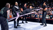 The wedding of Stephanie McMahon and Undertaker on april 26 1999
