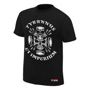 Triple H Monarch and Authority Authentic T-Shirt