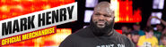 Mark Henry merch new