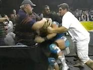 Tennessee Titans attack Jarrett