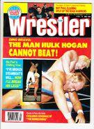 The Wrestler - July 1989