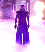 Undertaker ramp fire