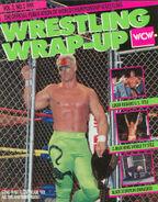 WCW Magazine - February 1991