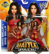 WWE Battle Packs 26 The Bella Twins
