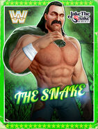WWE Champions Poster - 015 JakeTheSnake