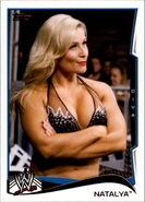 2014 WWE (Topps) Natalya 82