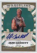 2016 Leaf Signature Series Wrestling Jeff Jarrett 33