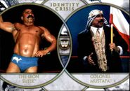 2018 Legends of WWE (Topps) The Iron Sheik IC 10