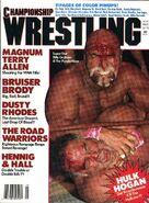 Championship Wrestling - November 1986