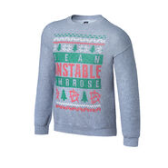 Dean Ambrose Ugly Holiday Sweatshirt